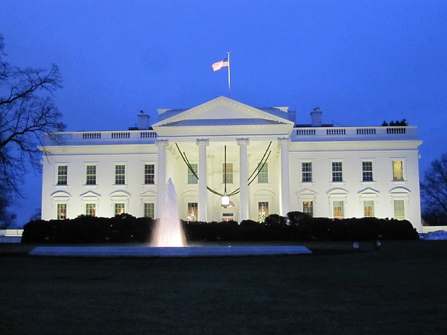 White House from Flickr via Wylio