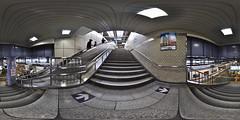 At Aoto Station, between Platform 1,2 and 3,4