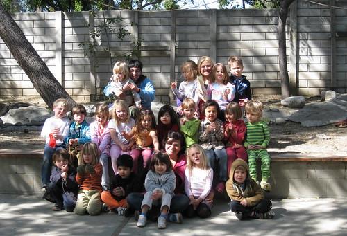 Rainforest Class 2009-2010