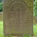 Small photo of Grave in Walsden Churchyard