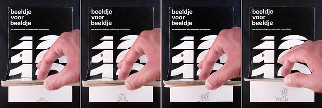 Wim Crouwel — Atelier 12. Beeldje voor beeldje.