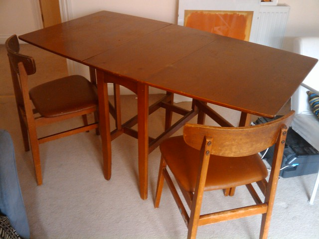 Dining Table Fold Down Dining Table And Chairs