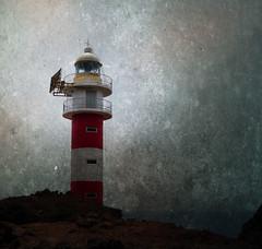 I want to marry a lighthouse keeper. Teno, Tenerife, Canary Island, juliol2009