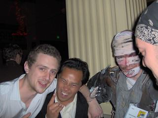 tOkKa's San Diego Cranial combustion 2009  :: Turtles Forever - T. Jones ,Ernie Reyes Jr.,  tOkKa , A Modeen