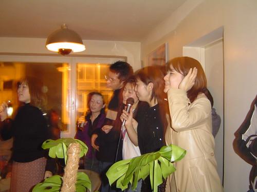 Karaoke Abend bei Tokyo Love - tokyo-love01108