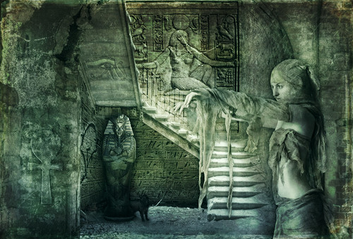 * Tomb of the Mummy *