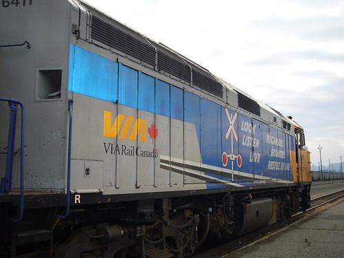 Skeena Train