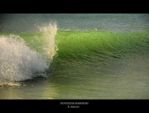 "verde mar spain playa catalunya hdr cataluña ola tarragona esmeralda kartpostal montroig nikkor18135mm colorphotoaward nikond40x miamiplaya flickrestrellas thebestofday gününeniyisi spiritofphotography ""nikonflickraward"""