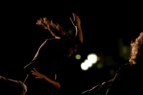 flamenco en la plaza