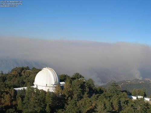 Mount Wilson fire 7