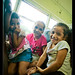 Kids in bus to San Ignacio, Belize (4)