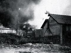 2éme bataille de la Marne - Neuilly saint front - Offensive allemande  (baptisee Blucher)de 1918 - (photo VestPocket Kodak Marius Vasse 1891-1987) - Photo of Nanteuil-Notre-Dame