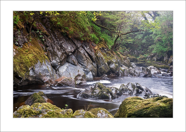 Fairly Glen close to Betws-y-Coed