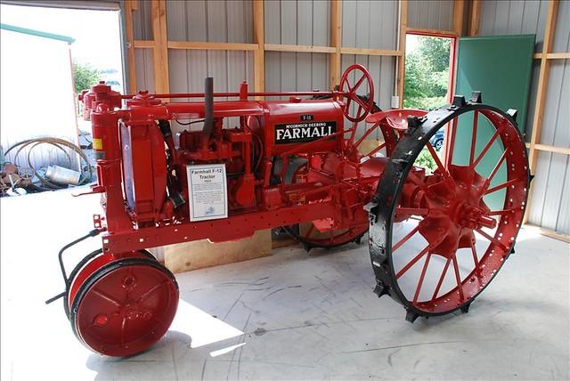 Farmall F12 Decals : Farmall f flickr photo sharing