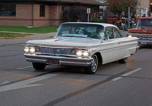 1960 Pontiac Star Chief 2-Door Sport Sedan (1 of 7)