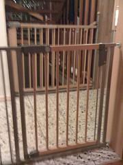 baluster, handrail, baby gate, gate,
