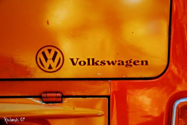 Vintage Volkswagen