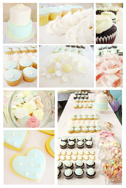 baby shower dessert table flickr photo sharing