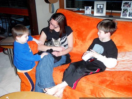 aunt sara is as great as her nephews   PB290122