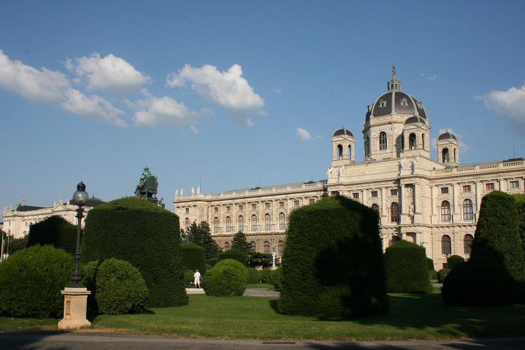 artmuseum, Kunsthistorisches museum Vienna