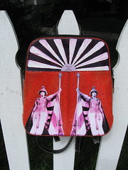 Suffrage Parade Backpack by pennylrichardsca (now at ipernity)