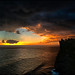 Stormy Sunset Punch by Souvik_Prometure