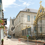 Hotel Dieu in Troyes, France