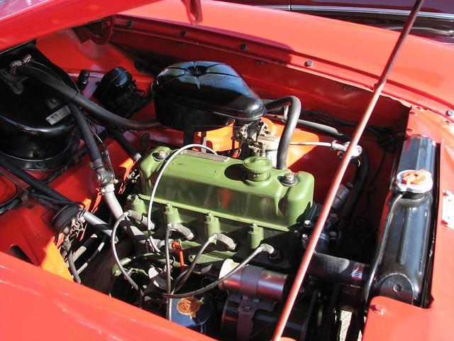 1958 Nash Metropolitan Classic Automobiles
