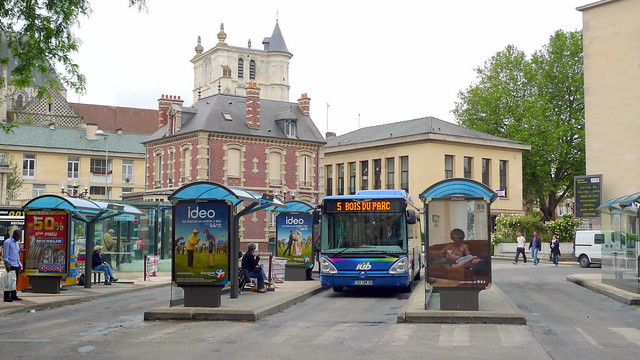 gare routi re centre ville beauvais fr60 explore jean l flickr photo sharing. Black Bedroom Furniture Sets. Home Design Ideas