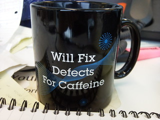 Will Fix Defects For Caffeine