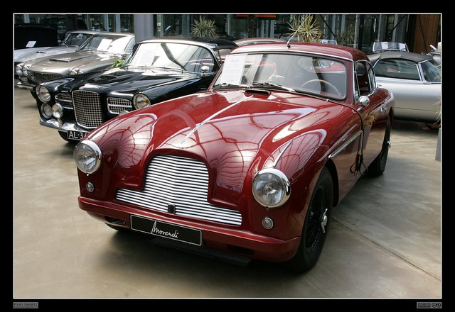 1956 Aston Martin DB 2/4 MK II LHD (02) | Flickr - Photo Sharing!