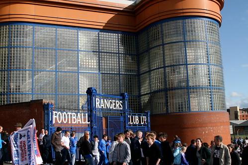 Rangers, Glasgow