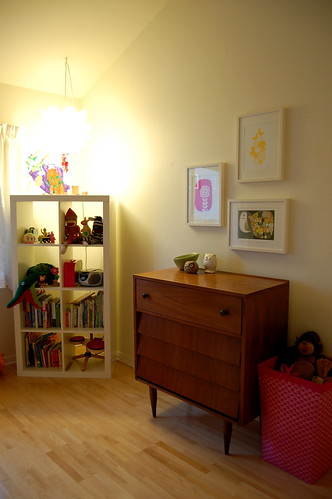 Lila's Big Girl Room