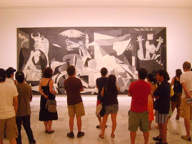 Guernica, Madrid, Spain