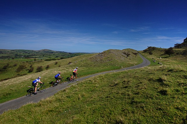 Road cycling in Wales