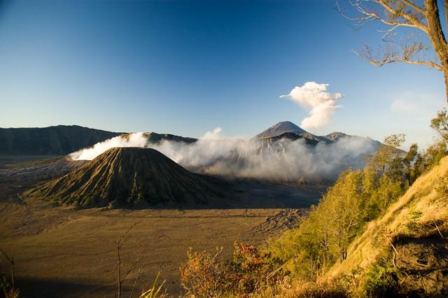 Parque Nacional Bromo Tengger Semeru, Java, Indonesia