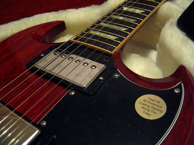 Photo:Gibson-SG'61-Reissue-007 By nathan17
