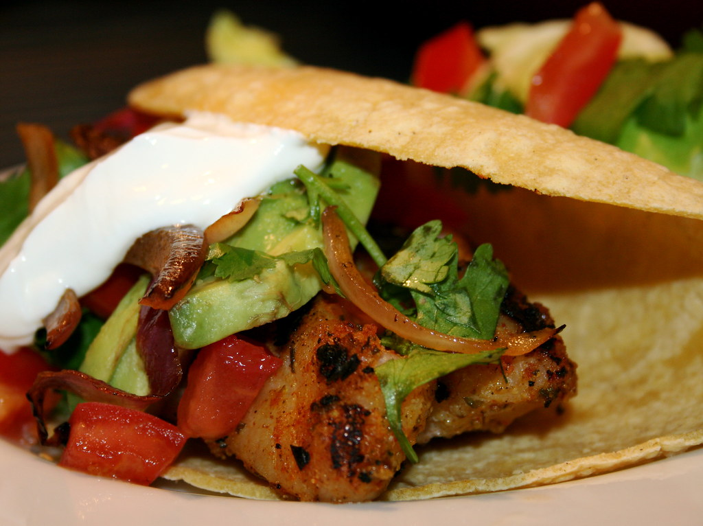 Cheap recipes grilled fish taco for Grilled fish taco recipe