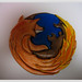 Firefox Wood Carvings