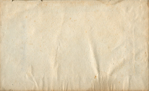 Old Paper Texture From 1838 Book