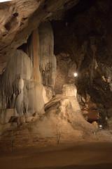 pit cave, stalactite, speleothem, cave, stalagmite,