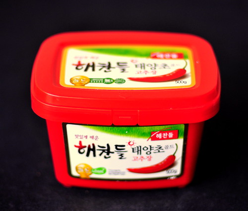 Gochujang 고추장 (Korean Hot Bean Paste)