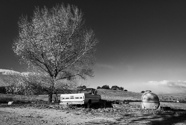 abandoned, lake henshaw ca