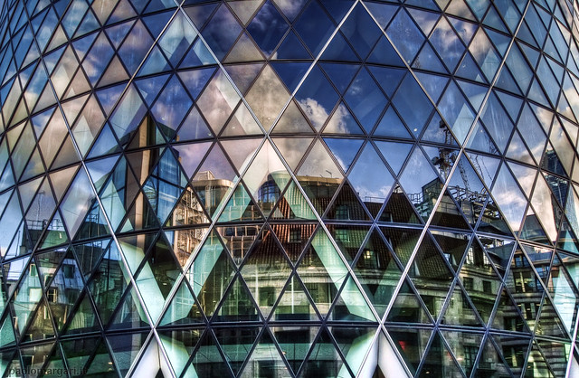 30 St Mary Axe, London - The Gherkin