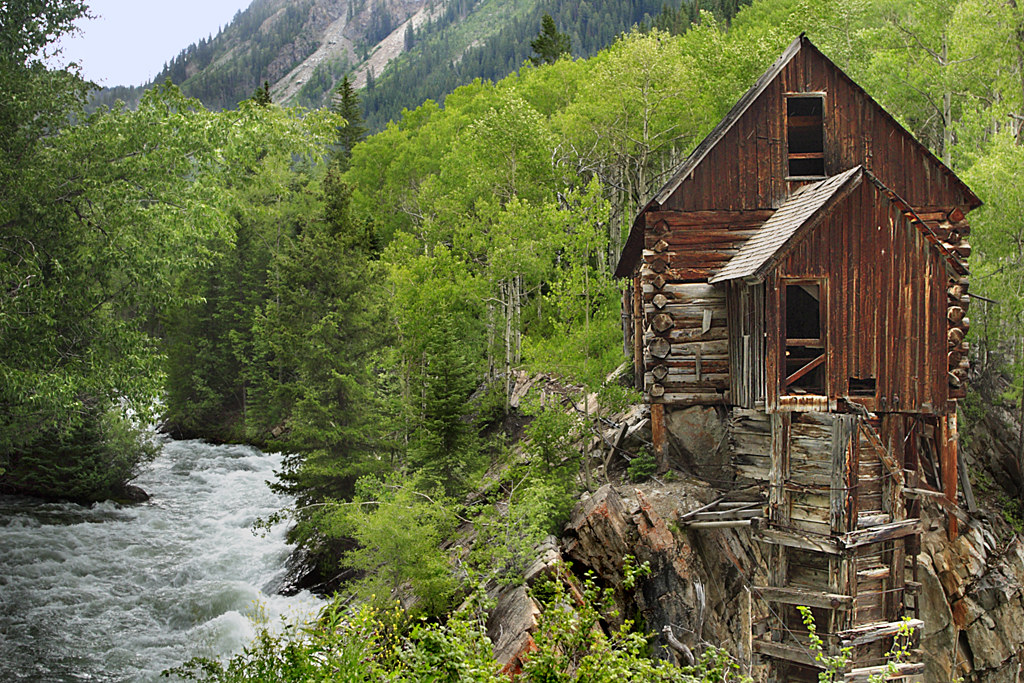 Crystal Colorado Map.Crystal Mill Colorado Crystal Mill Is Also Known As Lost Flickr