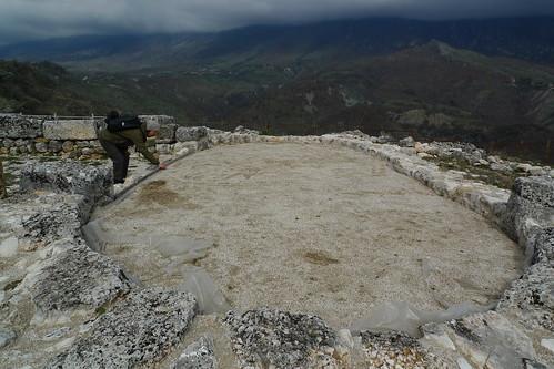Antigonea Archaeological Park - Gjirokaster, Albania