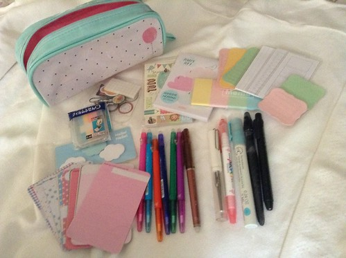 On the go Pencil Case