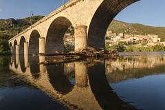 Pont sur l'Orb, Roquebrun