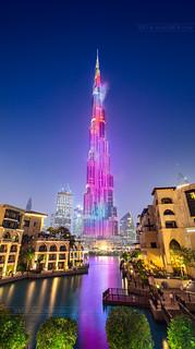 _MG_8696_web - Night Colors of Burj Khalifa