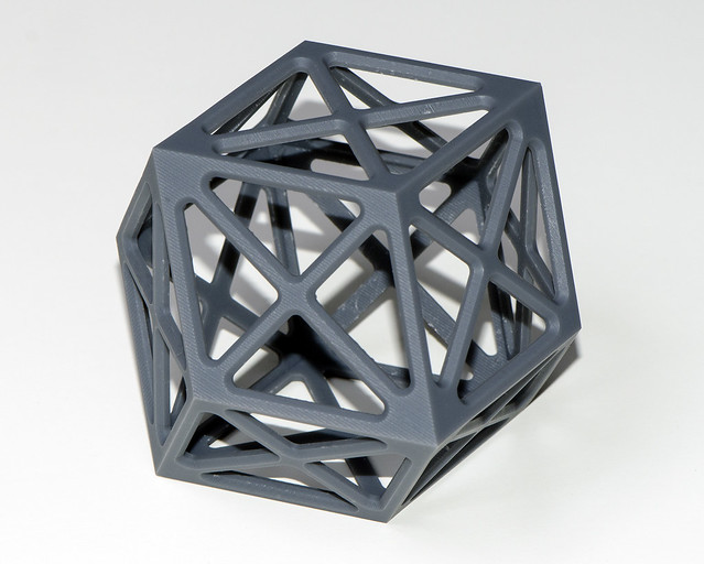 Rhombic dodecahedron small